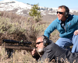Precision Rifle Shooting in Wyoming
