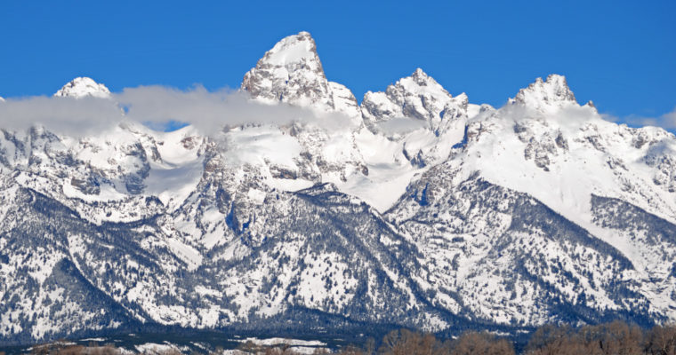 Teton Hiking Trails Information