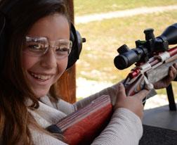 Jackson Hole's Gun Shooting Experience
